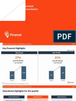 Piramal Enterprises Limited Q1 FY2018 Results Presentation 20170802115511