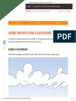 Adding and displaying a background — Pixelnest Studio.pdf