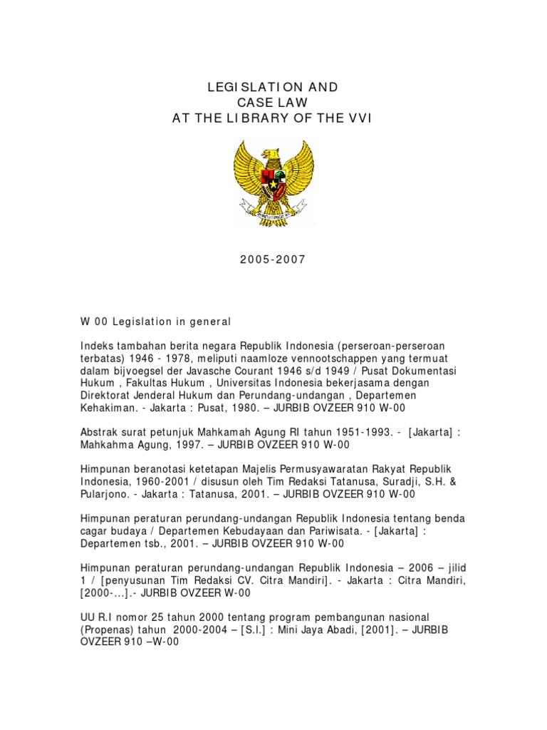 Update Paling Lengkap Himpunan Peraturan Presiden Tentang Voucher Alfamart 100ribu2802 Perpustakaan Hukum Legislasi