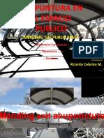 CONFERENCIA  ARQ. RICARDO CEBRIAN ACUPUNTURA EN EL ESPACIO PUBLICO.ppt
