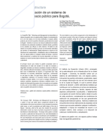 Factores de Calibracion - Bogota - Hdm4