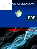 Basic Genetics Part I
