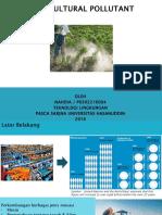 AGRICULTURAL POLLUTANT.pptx