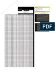 DCASTFX Money Management Spreadsheet - 1 Year