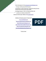 Contoh Proposal Pembangunan Kirmir