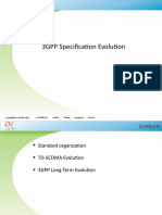 3GPP Specifications and Prinicples
