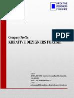 KDF_KREATIVE DEZIGNERS FORUME
