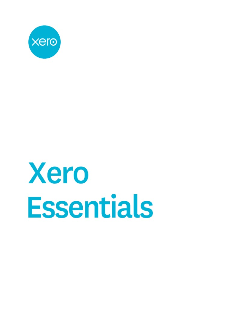 Xero-Essentials-Attendee-Notes pdf   Invoice   Web Browser