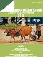 Lombok Tengah Dalam Angka 2014 Kerjasama
