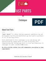 Fast Part Catalogue