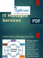 A Brief about IT Managed Services