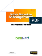 3. 2  Work Schedule Manager_ Sept2013