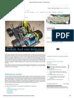 Tutorial_ Robot 4x4 Con Arduino - BricoGeek