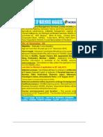Information Bulletin NCBE