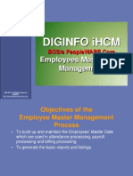 01. Employees Master Data Management