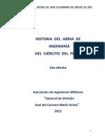 Historia Del Arma de Ingeniería Del Ejército Del Perú