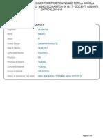 Trasferimento Interprovinciale PDF