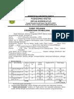 SP Ke PT. Jayamas Medica