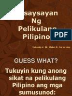 Kasaysayan ng pelikulang Pilipino.ppt