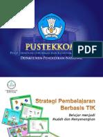 Strategi Pembelajaran Berbasis TIK
