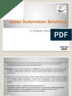 Zeden Automation Systems