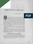 Romances populares de la Sierra de Gata por Daniel Berjano Escobar. Revista de Extremadura L.1903/agosto