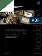Donaldson FILTER Details &Dimensions.pdf