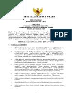 61. Pemerintah Provinsi Kalimantan Utara
