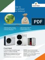 Cool Heat Leaflet