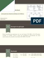Aplicação de variaveis complexas na engeharia elétrica