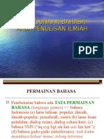 !D02_2 Penggunaan Bahasa Dalam Penulisan Ilmian