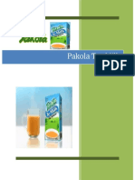 Ad Report Pakola T-milk