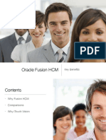 Oracle Fusion HCM