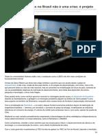 Carta Capital - A Crise Da Educação No Brasil Não é Uma Crise é Projeto