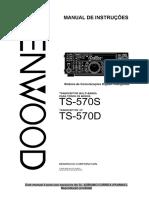Manual TS570