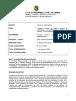 032 RG. INHABILIDADES E INCOMPATIBILIDADES DE CONGRESISTAS.pdf