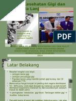 Masalah Kesehatan Gigi Dan Mulut Pd Lansia 2014