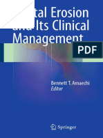 Dental Erosion and Its Clinical Management 2015, 2,3,5,6, 8,9,13,14, 15