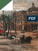 19 Bucuresti Materiale de Istorie Si Muzeografie Xix 2005