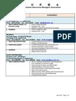 Hhrma Vacancy List - Ju)