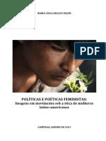Políticas e poéticas feministas - Maria Célia Orlato Selem