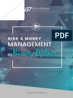 Risk and Money Management in Binary Options