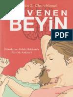 Güvenen Beyin & Nörobilim Ahlak Hakkında Bize Ne Anlatır - Patricia S. Churchland - Alfa Basım Yayım