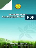 Petunjuk Teknis Pendamping PUAP TA 2015(1)