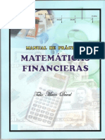 s.- Manual de Prácticas de Matemáticas Financieras