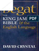 1 the Bible and English Idioms