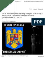 Un alt avion a disparut in Bucegi si se pare ca au inceput sa-i activeze. Dezvaluiri in premiera facute de generalul-maior (r)… – S.I.E |