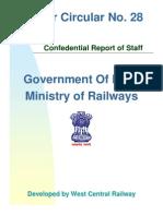Annual Confidentila Rrports_Railways_MC28