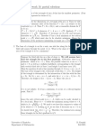 calculus differential optimization problem with solution