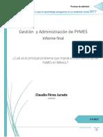 S8 Claudia Pérez Informe